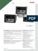 Ft 11 Indicator Datasheet En