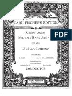 Nabucodonosor Score