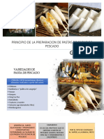 Pastas de Pescado Tec Pesquera