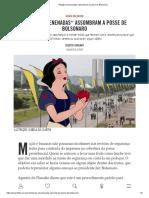 _Maçãs Envenenadas_ Assombram a Posse de Bolsonaro