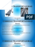 Correia Transportadora Slides