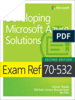 ExamRef 70-532 Developing Microsoft Azure Solutions 2nd Edition