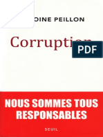 """Corruption"" (Seuil, 2014)"
