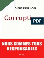 """Corruption"" (Seuil, 2014)"