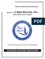 baz scholarship application    2019docx  1