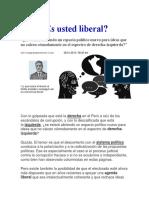 Usted Se Define Como Liberal7
