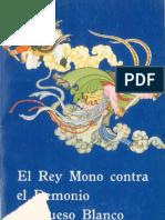 Anonimo El Rey Mono Contra El Demonio de Hueso Blanco