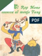Anonimo El Rey Mono Escolta Al Monje Tang