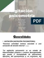 Agitacion Psicomotriz Dra. Inoa