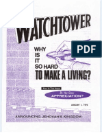 Watchtower Magazine for 1975