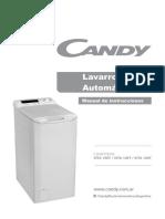 candy lavarropas automatico