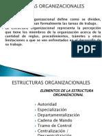 Clase 4 Estructura y Organigramas 2011
