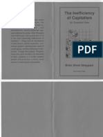 The Inefficiency of Capitalism  by Brian Oliver Sheppard