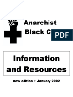 Anarchist Black Cross Information and Resources