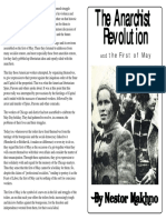 The Anarchist Revolution and The First of May by Nester Makhno