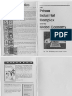 The Prison Industrial Complex and the Global Economy by Eve Goldberg and Linda Evans
