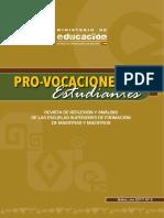 Revista 2 Provocaciones Estudiantes