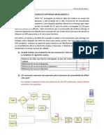 Ejercicio de simulación en software arena, io3, investigación operativa 3.