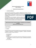 Bases de Postulacion Dfl 2019