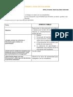 Actividad 2. Ficha de Evaluación