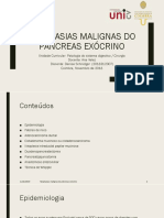 Neoplasias Do Pâncreas Exócrino