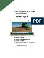 Display and CommandARM Sim Offline Guide v2 8 0 ES