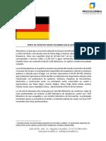 Perfil Logístico de Alemania