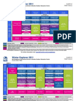 Winter Explorer Bedgebury Sample Timetable