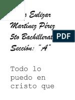 Denis Eulizar Martínez Pérez