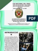 Diapositivas- Niveles de Uso de La Fuerza en Relación a Los Niveles de La Fuerza Que Usa Al Detenido- e2 Pnp Naventa