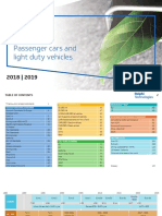 2018 2019 Worldwide Emissions Standards Passenger Cars Light Duty