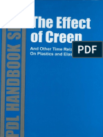 The Effect of Creep and Other Time Related Factors on Plastics and Elastomers (1991)