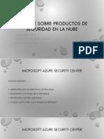 Informe sobre productos de seguridad en la nube.pptx