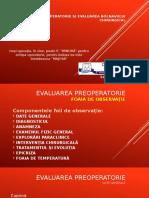 Evaluarea Bolnavului Chirurgical (1)