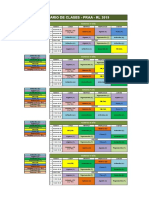 Praa Rl 2019 Propuesta 2 ( 3 Salones ) Actualizado 2019