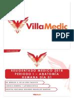 RM 18 PI - Anatomía Humana 1 - Online