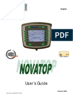 TEC Novatop Terminal GB