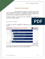 NIIF 15 Contratos de Construcción