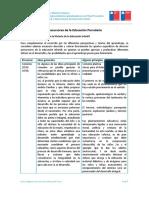 Precursores Ed Parvularia
