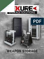 Se Kure Weapon Storage Catalog May 2016