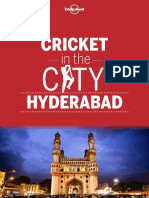 Cricket in the City Hyderabad