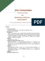 biblia comentada (tomo vii - epístolas católicas apocalipsis).pdf