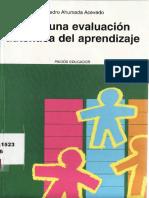 Integralidad_Unidad 2_Ev Auténtica Del Aprendizaje