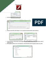 Cara Membuka Aplikasi Try Out Paket B Dan Paket C