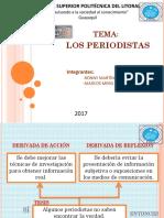 Presentacion Ronny Martinez y Marcos Mero