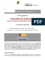 Giornalismo ambientale