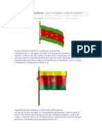 Banderas Bolivianas