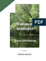 Dammens Hemlighet - Sara Johnsson