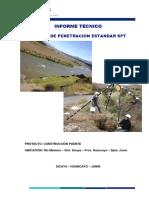 1.- Informe Técnico SPT Pte. Huancayo
