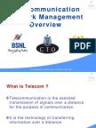 1 2 Telecom Network Overview